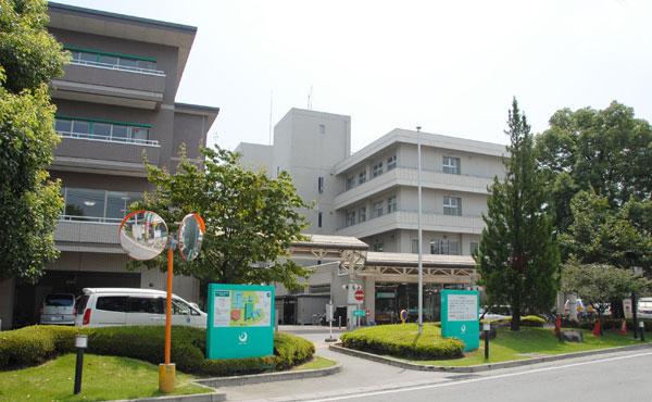 鶴谷病院 伊勢崎市